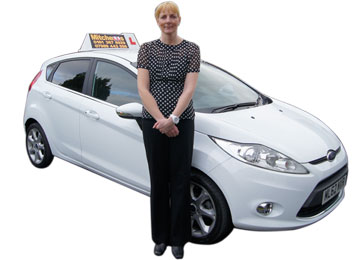 Zoe - Female Driving Instructor