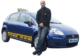 Bodie - Automatic Driving Instructor